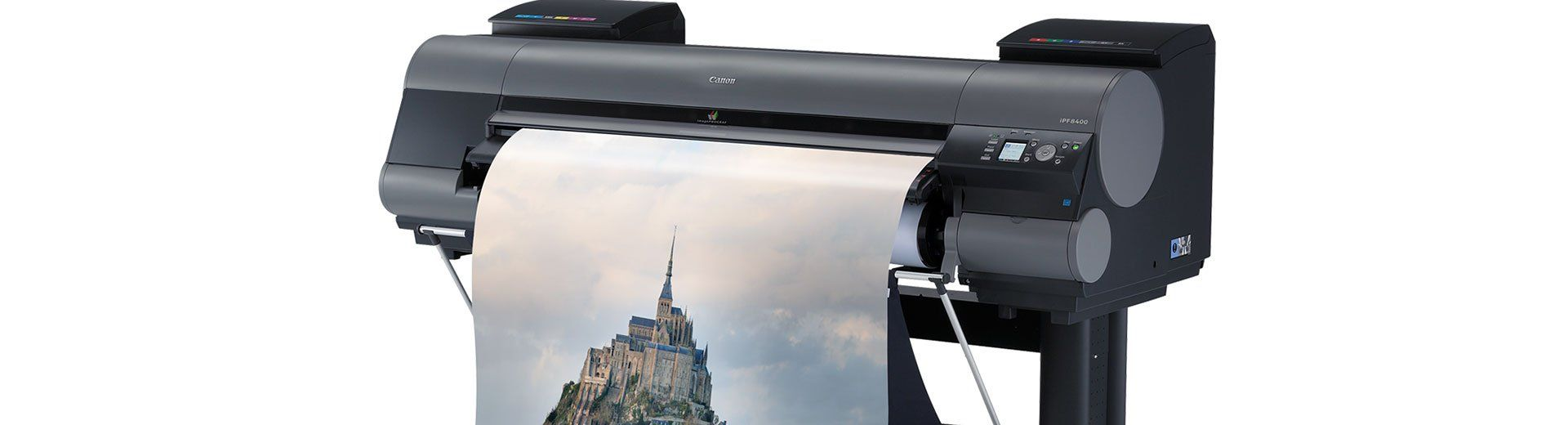 Large Format Photo Printer